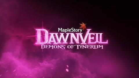 MapleStory - Dawnveil Demons of Tynerum