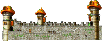 Castle Wall 2