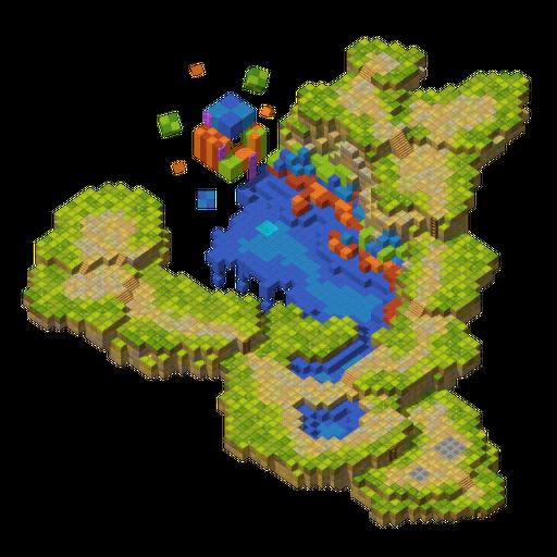 Ludibrium Crevasse Mini Map.png