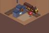 Chronoff Train Station