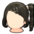 Hair icon Curly Ponytail.png