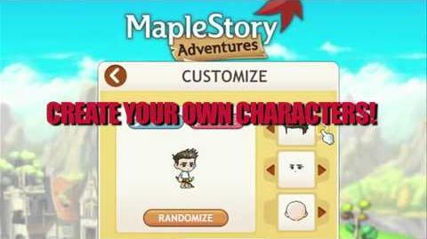 MapleStory Adventures Trailer