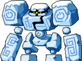 Keeper of Ice Golem Temple