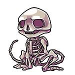 Addow skeleton