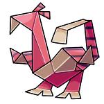 Gobble origami