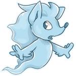 Rofling ghost