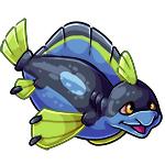 Grint underwater
