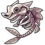 Paffuto skeleton