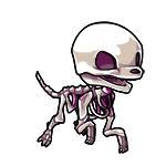 Tasi skeleton