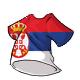 Shirt Serbia