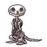 Quell skeleton
