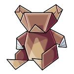 Feliz origami