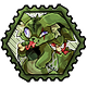 Stamp zombie
