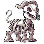 Daisy skeleton