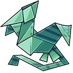 Ike origami