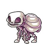 Troit skeleton