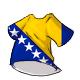 Shirt Bosnia