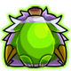 Radioactive Echlin Pot