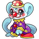 Addow clown
