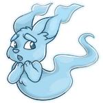 Knutt ghost