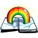 RainbowPopUpBook