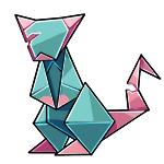 Basil origami
