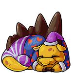Grint sleepy