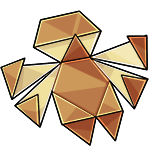 Wallop origami