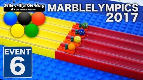 Marble Race- MarbleLympics 2017 event 6- Relay Run