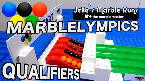 Marble Race- MarbleLympics 2017 Qualification round