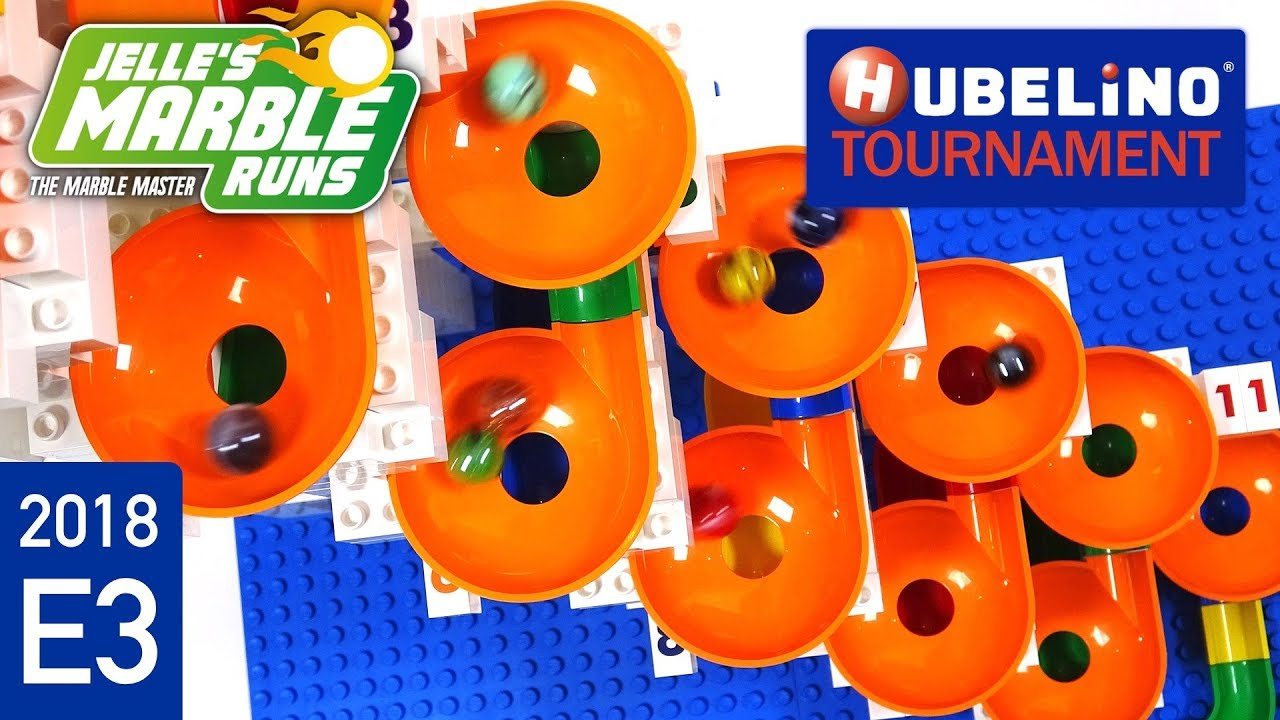 Hubelino Tournament 2018: Event 3 - Funnel Race