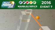 Marble Race Marblelympics 2016 Event 7 - High Jump