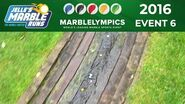 Marble Race Marblelympics 2016 Event 6 - Water Race