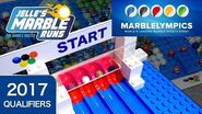 "Marble Race ""MarbleLympics"" 2017 Qualification"