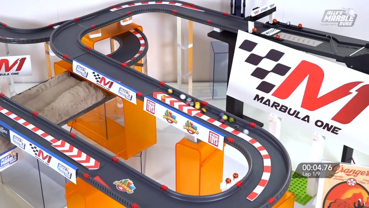 Season 1 O'raceway Grand Prix