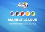 Marble League Showdown