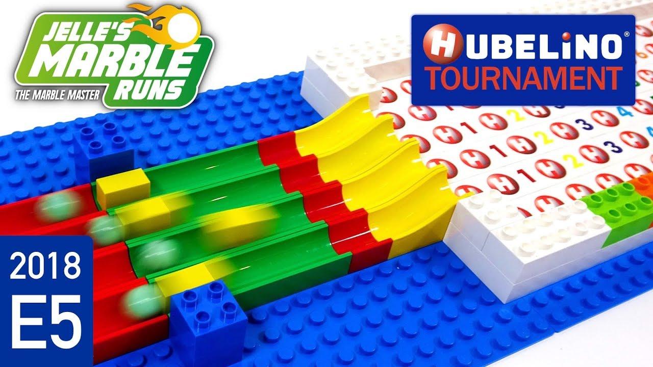 Hubelino Tournament 2018: Event 5 - Block Bumping