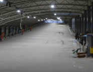 Snowworld interior