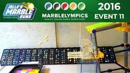 Marble Race Marblelympics 2016 Event 11- Quartet Diving