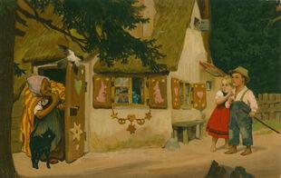 Haensel und Gretel MuB Serie 1874 713x450