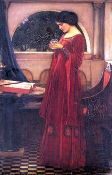 Die-Kristallkugel-von-John-William-Waterhouse-37852.jpg