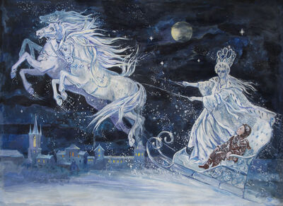 Snow Queen by Elena Ringo.jpg