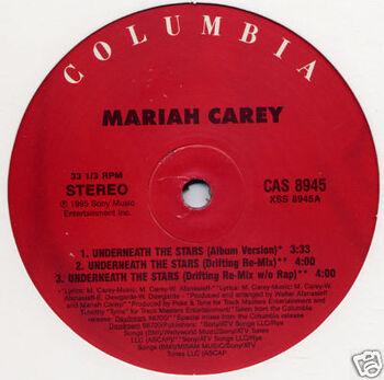 """U.S. 12"""" vinyl single"""