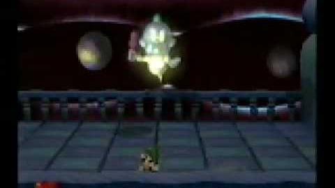 Luigi's Mansion Boss Fight 1 Chauncey