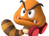 Racoon Goomba