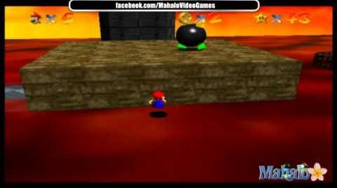Super Mario 64 - Boil the Big Bully