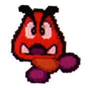 Red goomba
