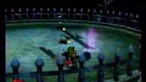 Luigi's mansion boss 2 bogmire the cemetary shadow