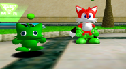 Jolts the Chao
