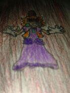 Crazy Princess (Dibujo)